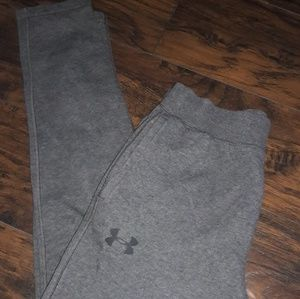 Youth Large Under Armour joggers